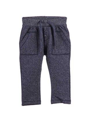 Gray - Baby Sweatpants - Breeze Girls&Boys