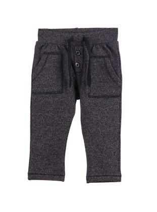 Navy Blue - Baby Sweatpants - Breeze Girls&Boys