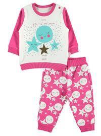 Fuchsia - Baby Suit - Kujju