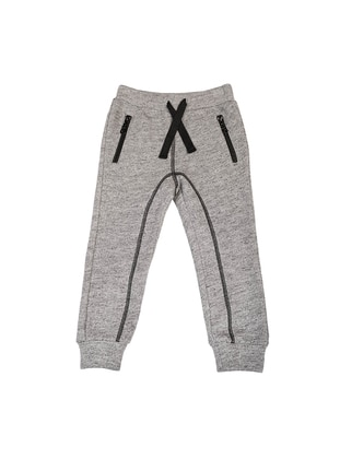 - Gray - Boys` Sweatpants