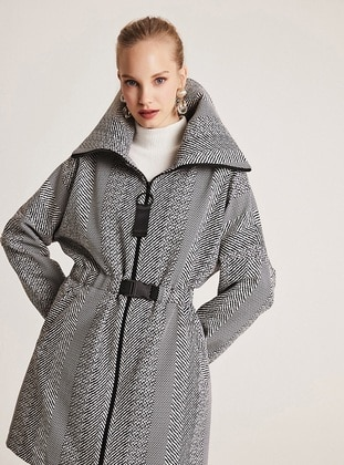 Gray - Unlined -  - Puffer Jackets