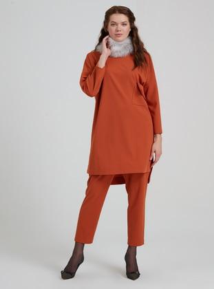 Orange - Suit