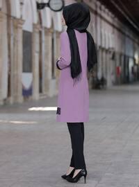 Leylak - Astarsız kumaş - Kostüm