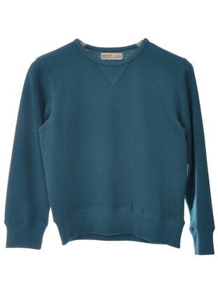 Petrol - Boys` Sweatshirt
