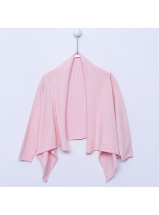 Pink - Girls` Cardigan