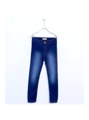 Blue - Girls` Pants - Silversun