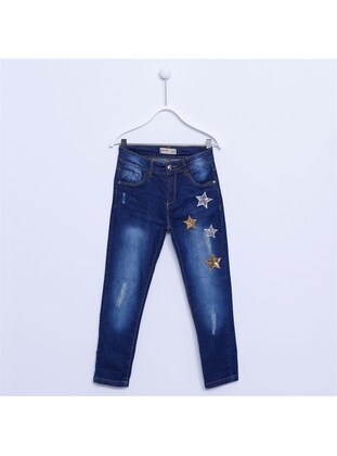 Multi - Girls` Pants - Silversun