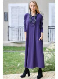 Purple - Loungewear Dresses