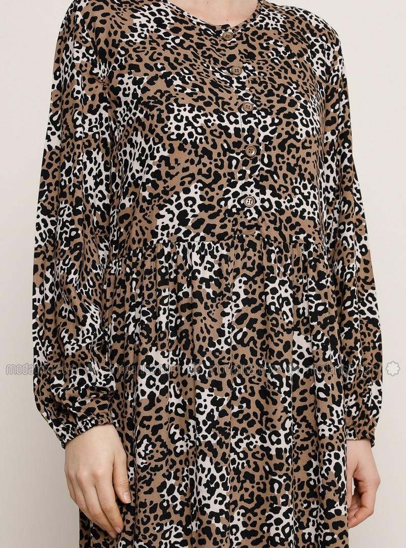 leopardenmuster - leopardenmuster - ohne innenfutter