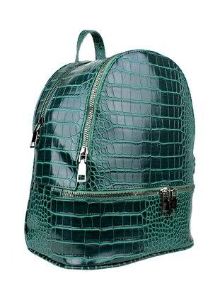 Petrol - Green - Backpack - Backpacks