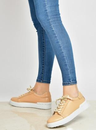 Nude - High Heel - Sports Shoes