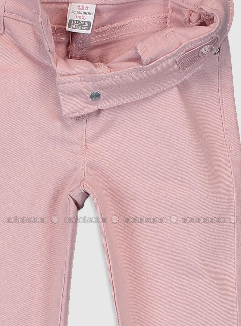 Pink - Baby Pants