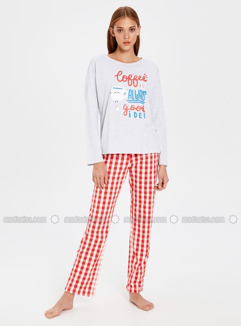 Red - Pyjama