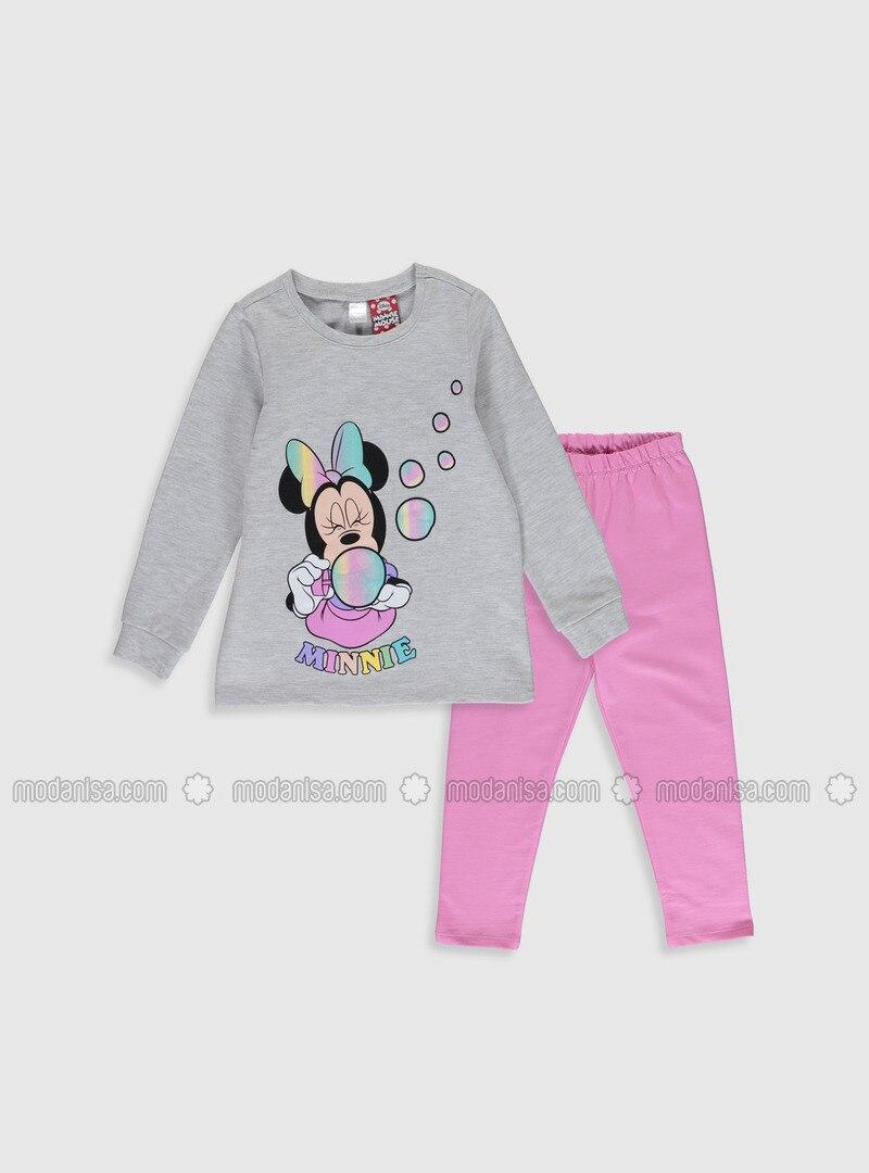 Gray - Girls` Pyjamas