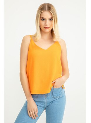 Orange - Undershirt