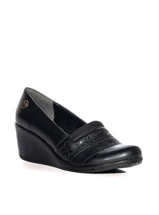 Black - High Heel - Boots