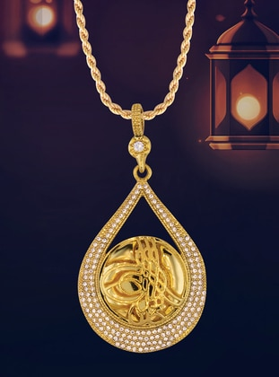Gold - Necklace - Forivia Accessories