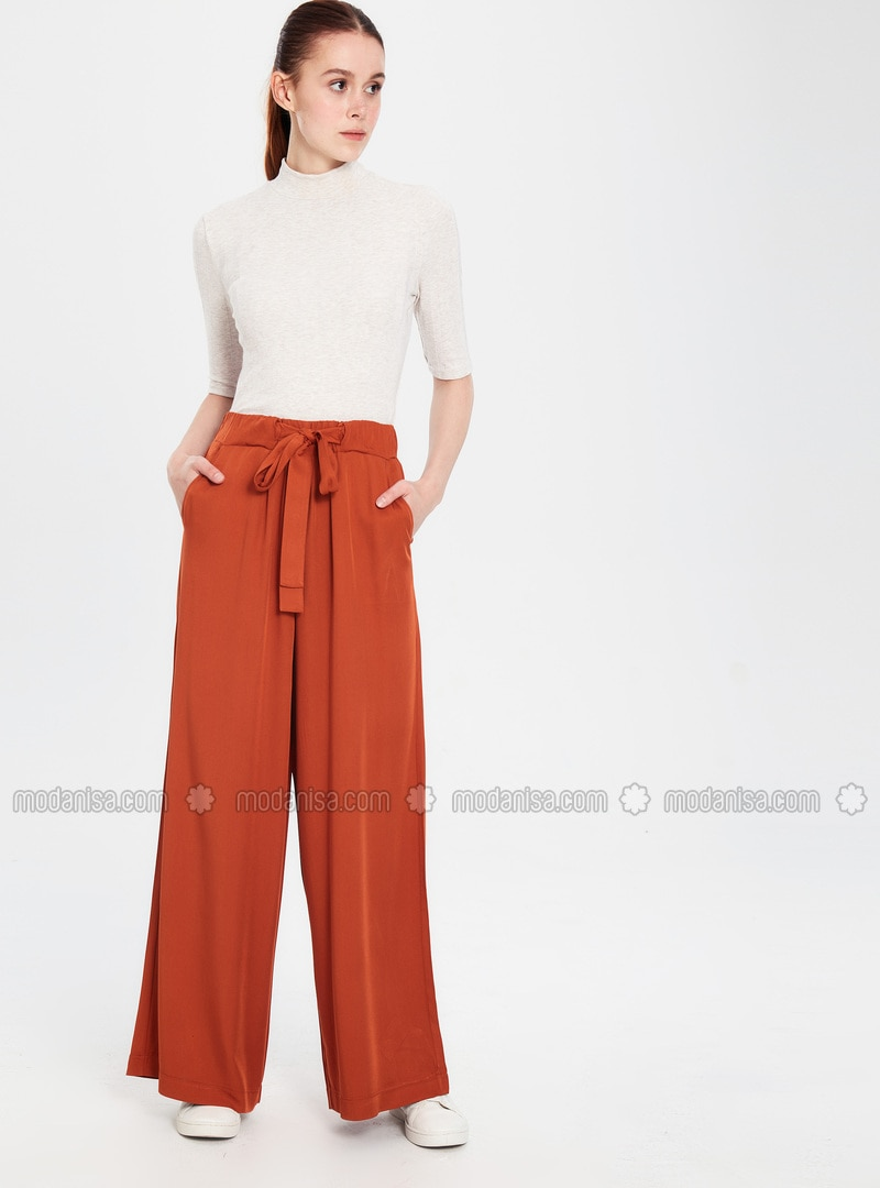 Brown - Pants