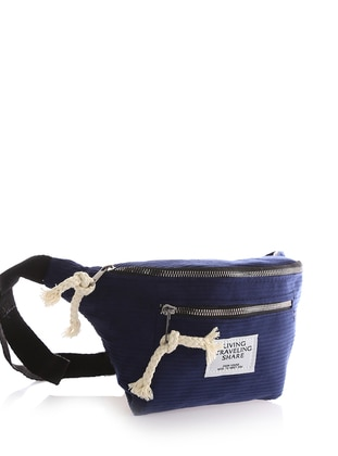 Navy Blue - Crossbody - Bum Bag