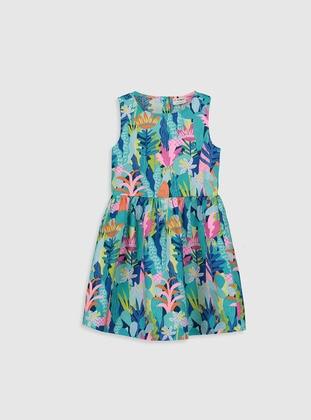 Indigo - Girls` Dress