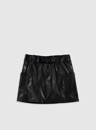 Black - Baby Skirt