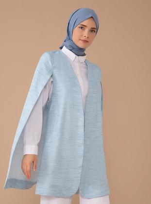 Blue - Poncho