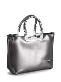 Silver tone - Satchel - Shoulder Bags
