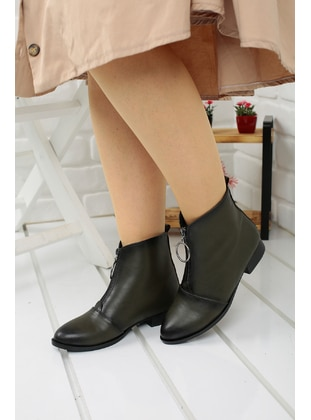 Green - Boots