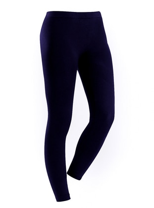 Navy Blue - Legging
