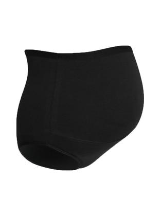 Black -  - Panties