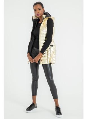 Gold - Vest