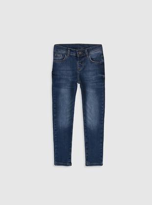 Indigo - Boys` Pants - LC WAIKIKI