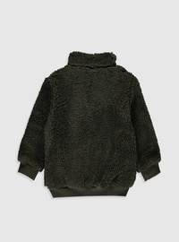 Green - Boys` Sweatshirt