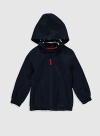 Navy Blue - Baby Jacket