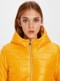 Yellow - Puffer Jackets