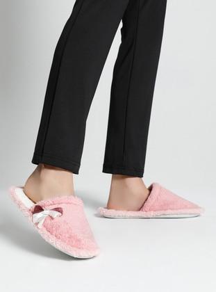 Sandal - Pink - Home Shoes - Snox