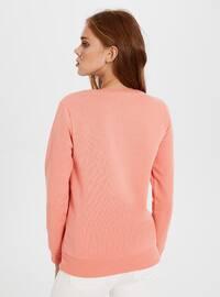Coral - Sweat-shirt