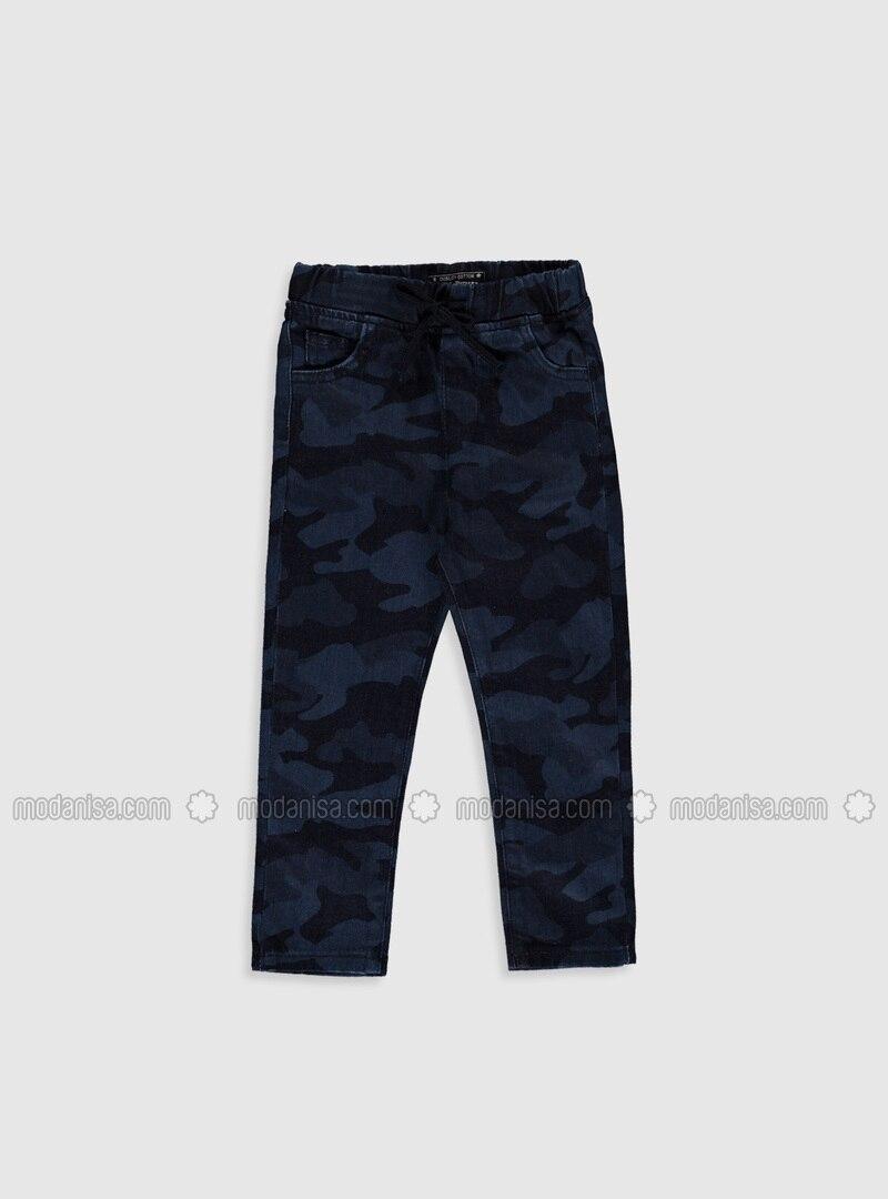 Indigo - Baby Pants