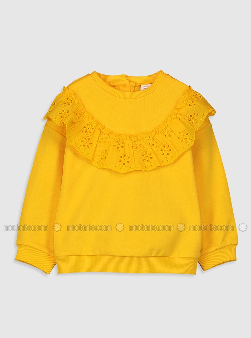 Yellow - Baby Sweatpants