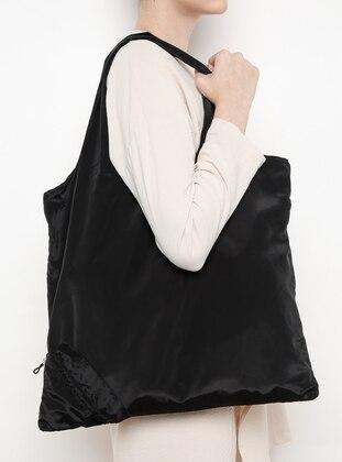 Waterproof - Black - Satchel - Shoulder Bags