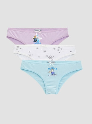 Blue - Girls` Underwear - DeFacto