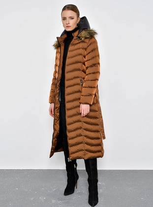 Copper - Fully Lined - Coat