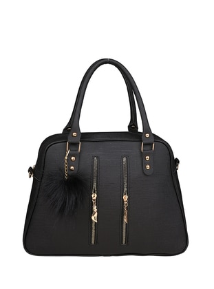 Black - Satchel - Shoulder Bags - Judour Bags