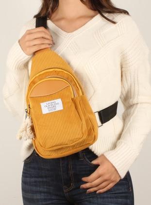 Yellow - Backpack - Backpacks