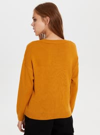 Orange - Jumper