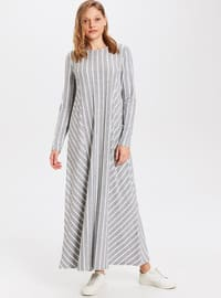 Gray - Dress