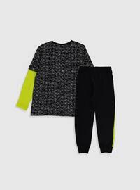 Black - Boys` Pyjamas