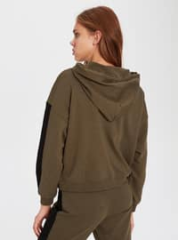 Khaki - Sweatshirt