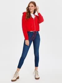 Red - Sweat-shirt