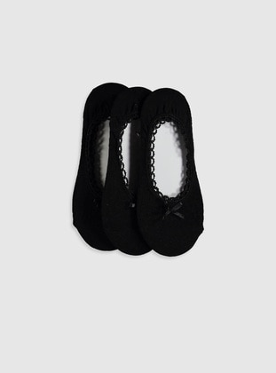 Black - Socks - LC WAIKIKI